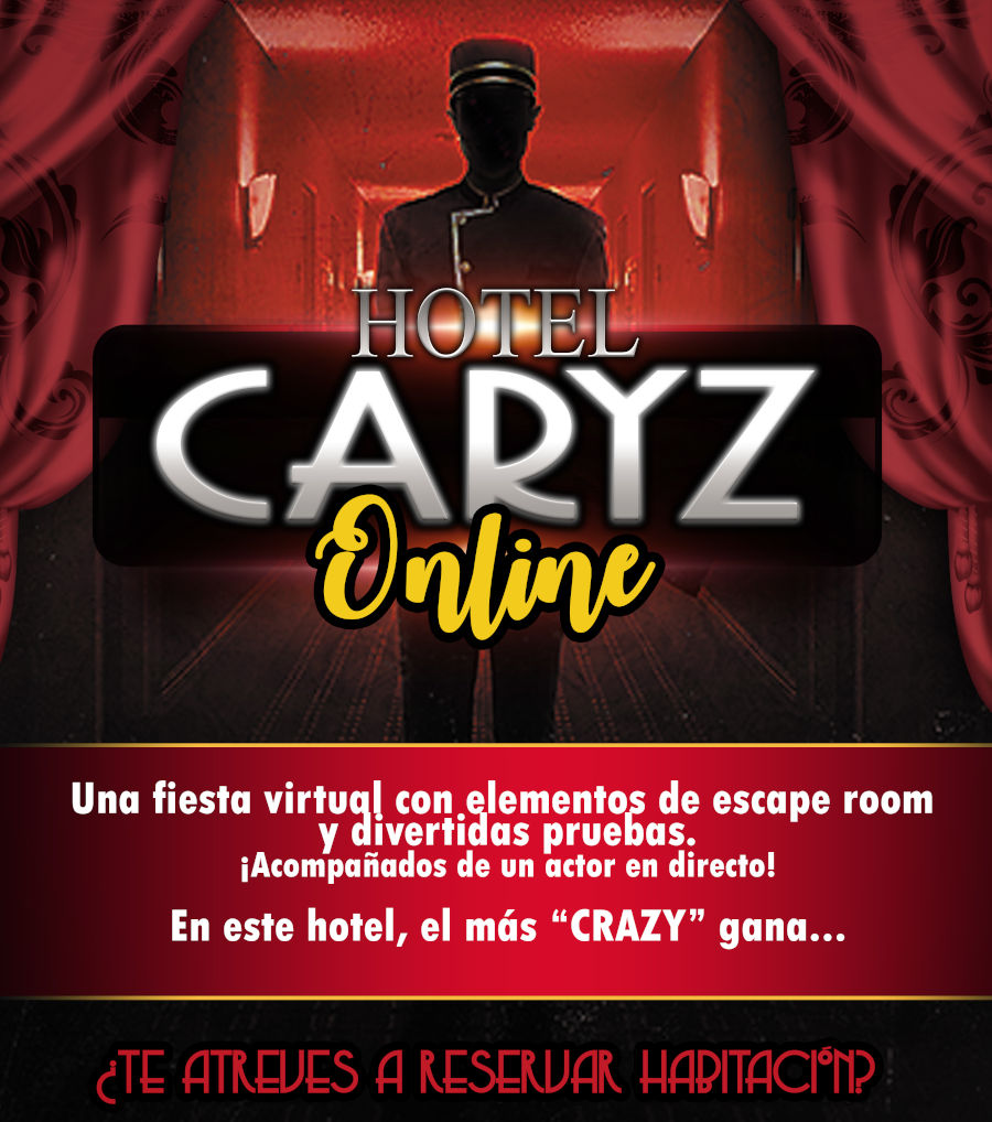 Cartel Hotel Caryz Online Start Play