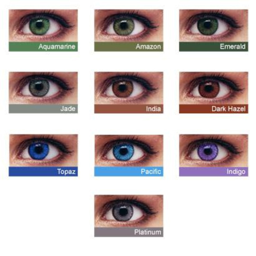 softlens natural colors eyes 2 triangle