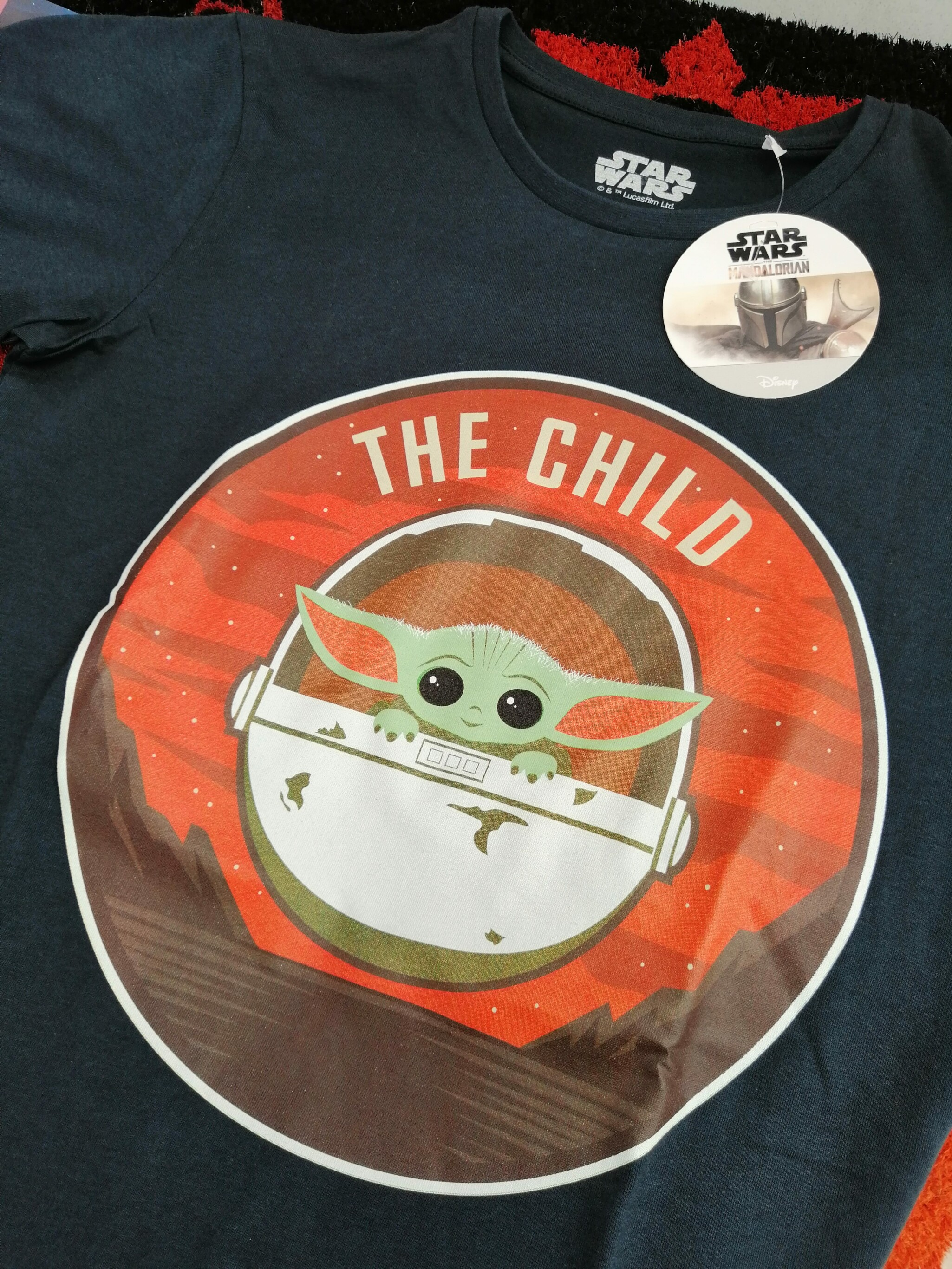 Camiseta Oficial The Child