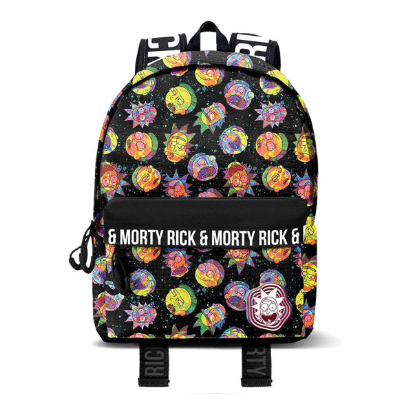 mochila rick morty double project